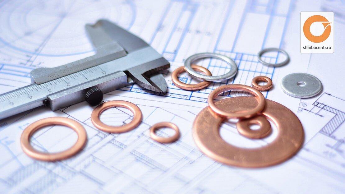 ШайбаЦентр - производитель медной и алюминиевой шайбы, другой метизной продукции